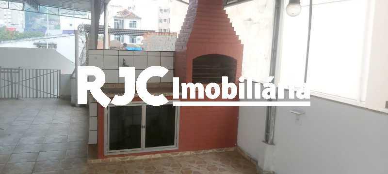 26. - Casa de Vila à venda Rua Luís Barbosa,Vila Isabel, Rio de Janeiro - R$ 580.000 - MBCV20122 - 28