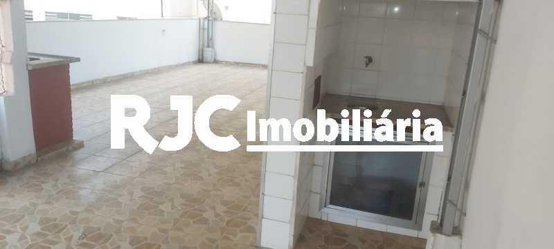 27. - Casa de Vila à venda Rua Luís Barbosa,Vila Isabel, Rio de Janeiro - R$ 580.000 - MBCV20122 - 29