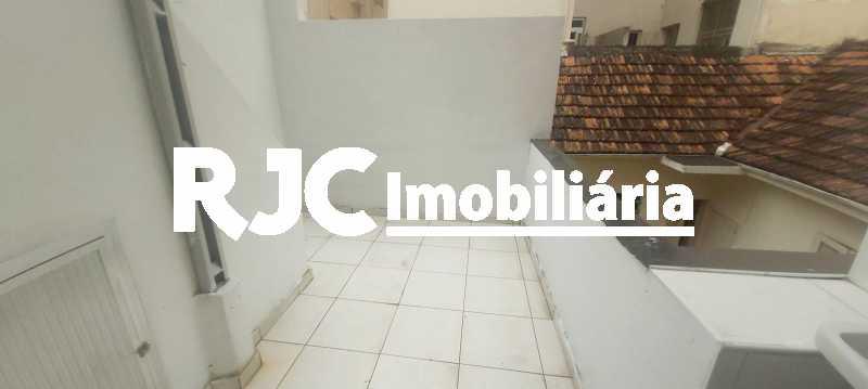 29. - Casa de Vila à venda Rua Luís Barbosa,Vila Isabel, Rio de Janeiro - R$ 580.000 - MBCV20122 - 31