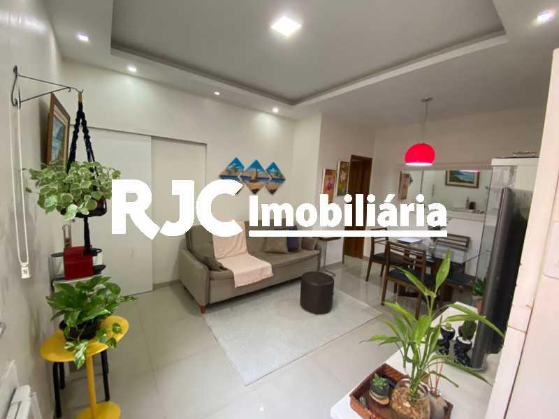 1. - Apartamento à venda Rua Pereira Nunes,Vila Isabel, Rio de Janeiro - R$ 380.000 - MBAP11042 - 1