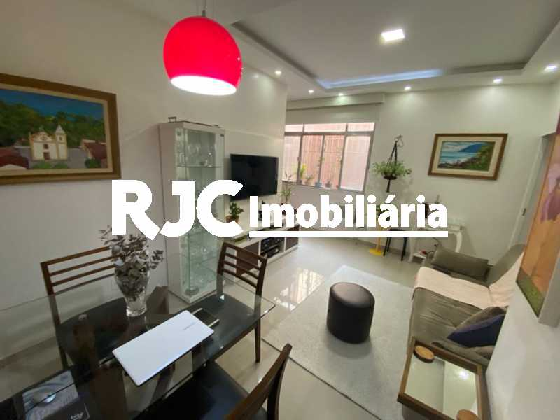 2. - Apartamento à venda Rua Pereira Nunes,Vila Isabel, Rio de Janeiro - R$ 380.000 - MBAP11042 - 3