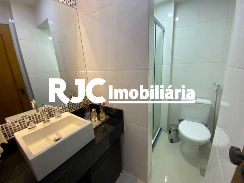 4. - Apartamento à venda Rua Pereira Nunes,Vila Isabel, Rio de Janeiro - R$ 380.000 - MBAP11042 - 5