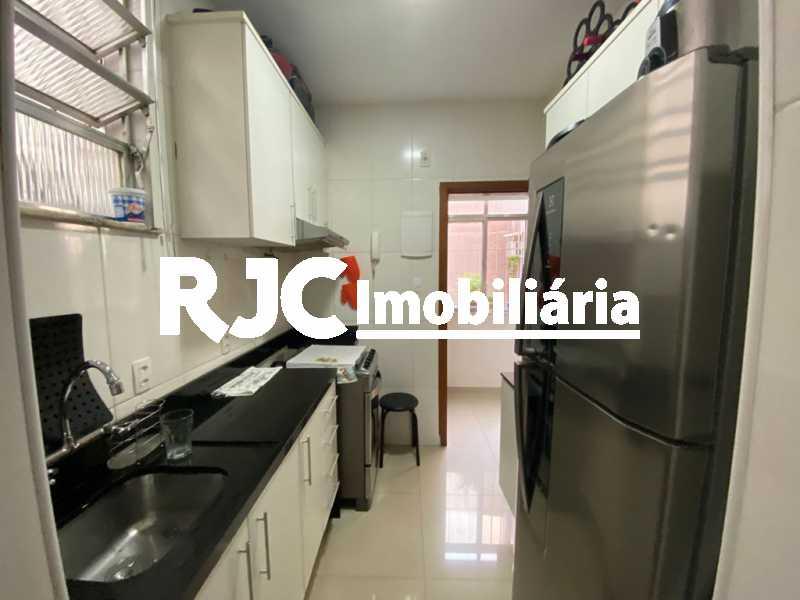 10. - Apartamento à venda Rua Pereira Nunes,Vila Isabel, Rio de Janeiro - R$ 380.000 - MBAP11042 - 11