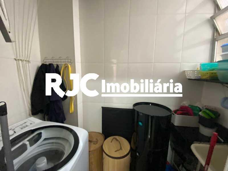 14. - Apartamento à venda Rua Pereira Nunes,Vila Isabel, Rio de Janeiro - R$ 380.000 - MBAP11042 - 15