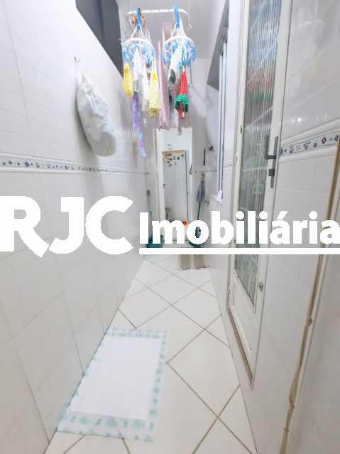 37 - Casa à venda Rua Torres Homem,Vila Isabel, Rio de Janeiro - R$ 890.000 - MBCA30255 - 23