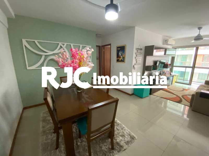 1. - Apartamento à venda Rua Barão de Mesquita,Tijuca, Rio de Janeiro - R$ 990.000 - MBAP33714 - 1
