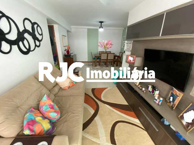 2 - Apartamento à venda Rua Barão de Mesquita,Tijuca, Rio de Janeiro - R$ 990.000 - MBAP33714 - 3