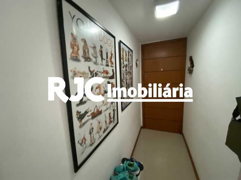 3. - Apartamento à venda Rua Barão de Mesquita,Tijuca, Rio de Janeiro - R$ 990.000 - MBAP33714 - 4