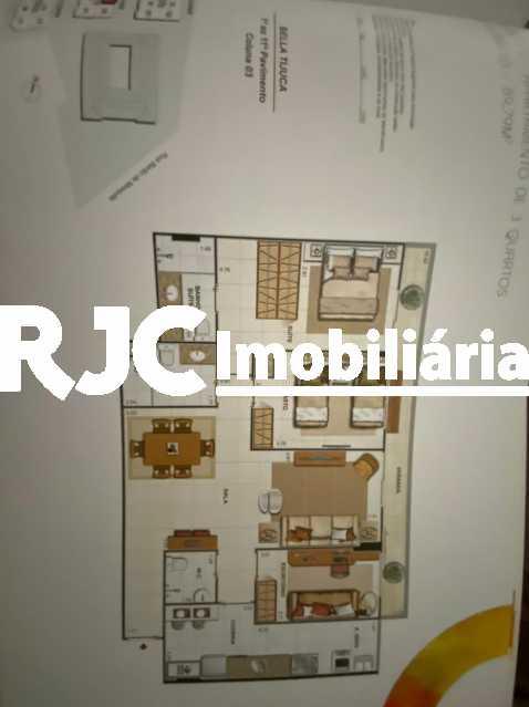 4. - Apartamento à venda Rua Barão de Mesquita,Tijuca, Rio de Janeiro - R$ 990.000 - MBAP33714 - 5