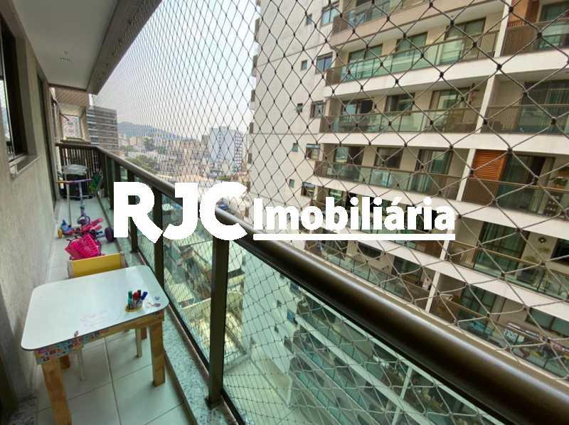 5. - Apartamento à venda Rua Barão de Mesquita,Tijuca, Rio de Janeiro - R$ 990.000 - MBAP33714 - 6