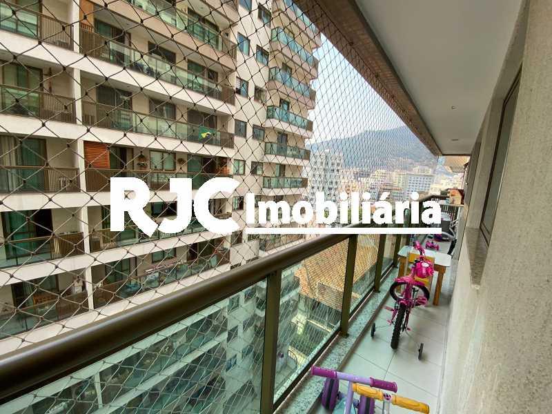 6. - Apartamento à venda Rua Barão de Mesquita,Tijuca, Rio de Janeiro - R$ 990.000 - MBAP33714 - 7