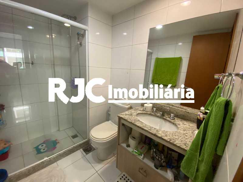 7. - Apartamento à venda Rua Barão de Mesquita,Tijuca, Rio de Janeiro - R$ 990.000 - MBAP33714 - 8