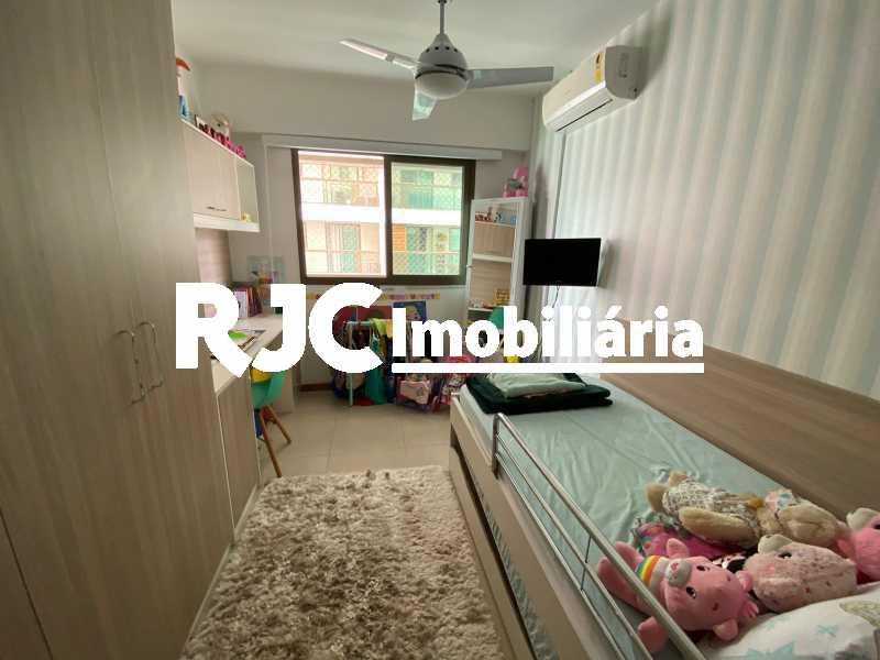 8. - Apartamento à venda Rua Barão de Mesquita,Tijuca, Rio de Janeiro - R$ 990.000 - MBAP33714 - 9