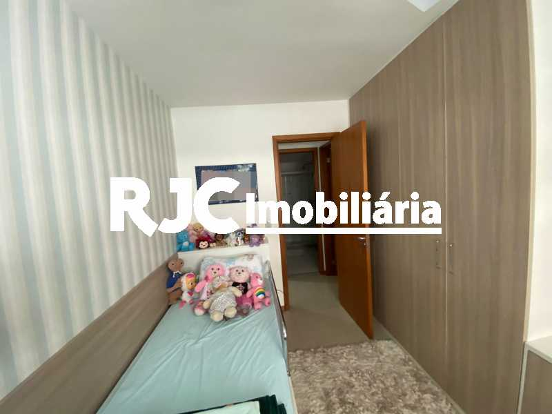 9. - Apartamento à venda Rua Barão de Mesquita,Tijuca, Rio de Janeiro - R$ 990.000 - MBAP33714 - 10