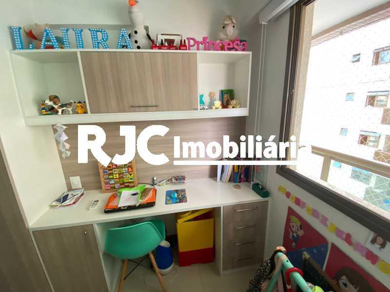 10. - Apartamento à venda Rua Barão de Mesquita,Tijuca, Rio de Janeiro - R$ 990.000 - MBAP33714 - 11