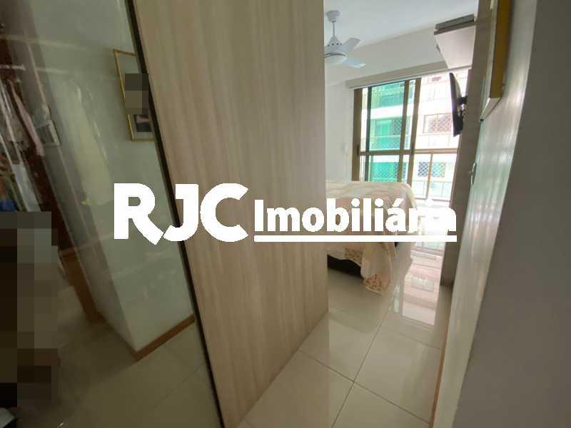 11. - Apartamento à venda Rua Barão de Mesquita,Tijuca, Rio de Janeiro - R$ 990.000 - MBAP33714 - 12