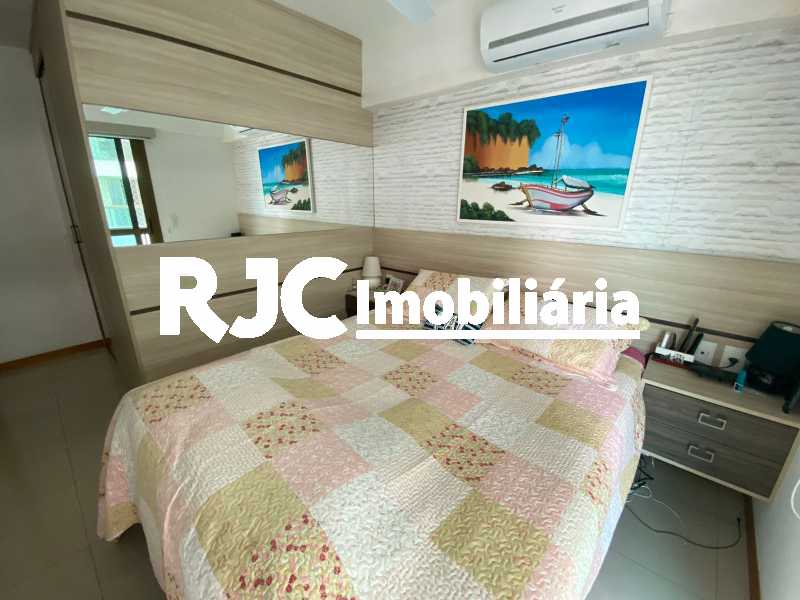12. - Apartamento à venda Rua Barão de Mesquita,Tijuca, Rio de Janeiro - R$ 990.000 - MBAP33714 - 13