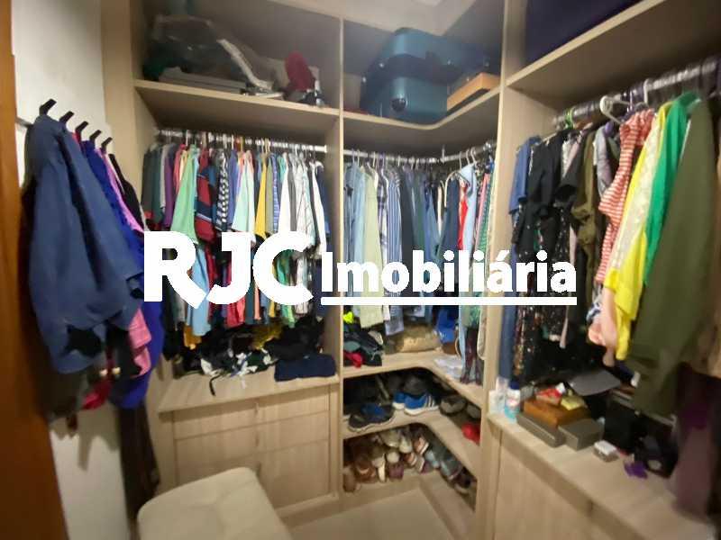 13. - Apartamento à venda Rua Barão de Mesquita,Tijuca, Rio de Janeiro - R$ 990.000 - MBAP33714 - 14