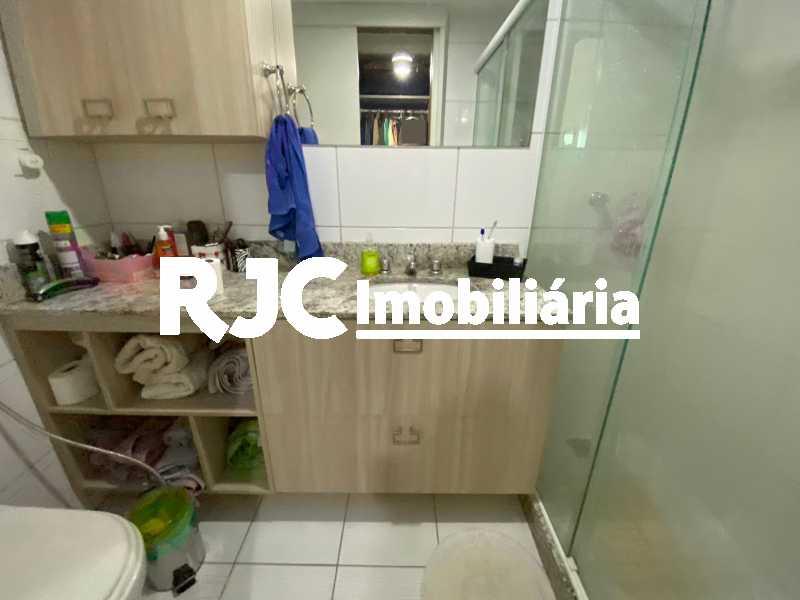 14. - Apartamento à venda Rua Barão de Mesquita,Tijuca, Rio de Janeiro - R$ 990.000 - MBAP33714 - 15