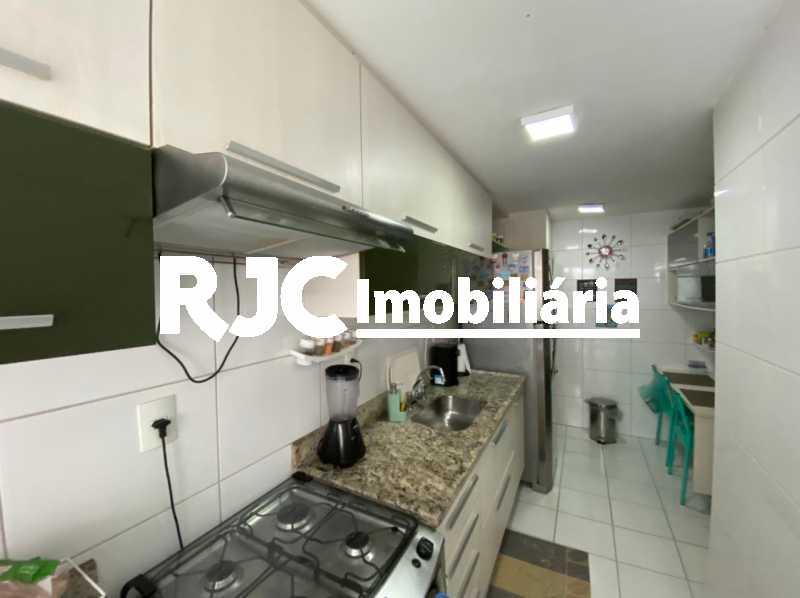 16. - Apartamento à venda Rua Barão de Mesquita,Tijuca, Rio de Janeiro - R$ 990.000 - MBAP33714 - 17