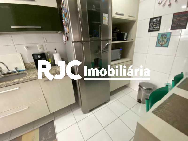 17. - Apartamento à venda Rua Barão de Mesquita,Tijuca, Rio de Janeiro - R$ 990.000 - MBAP33714 - 18