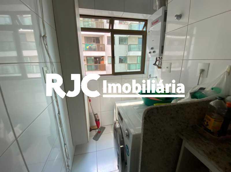 18. - Apartamento à venda Rua Barão de Mesquita,Tijuca, Rio de Janeiro - R$ 990.000 - MBAP33714 - 19