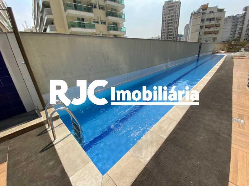 19. - Apartamento à venda Rua Barão de Mesquita,Tijuca, Rio de Janeiro - R$ 990.000 - MBAP33714 - 20