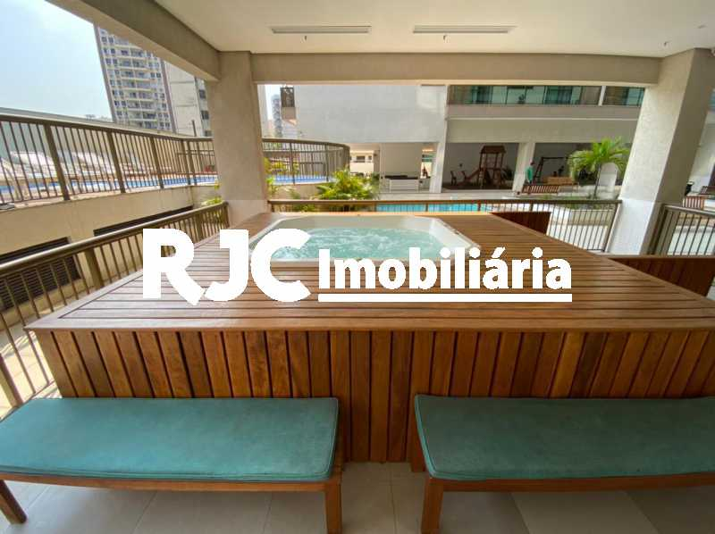 20. - Apartamento à venda Rua Barão de Mesquita,Tijuca, Rio de Janeiro - R$ 990.000 - MBAP33714 - 21