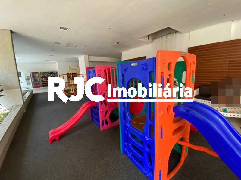 21. - Apartamento à venda Rua Barão de Mesquita,Tijuca, Rio de Janeiro - R$ 990.000 - MBAP33714 - 22
