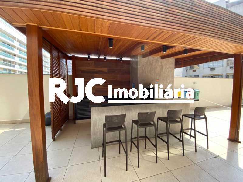 22. - Apartamento à venda Rua Barão de Mesquita,Tijuca, Rio de Janeiro - R$ 990.000 - MBAP33714 - 23