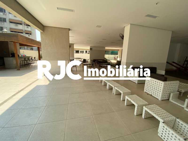 23. - Apartamento à venda Rua Barão de Mesquita,Tijuca, Rio de Janeiro - R$ 990.000 - MBAP33714 - 24