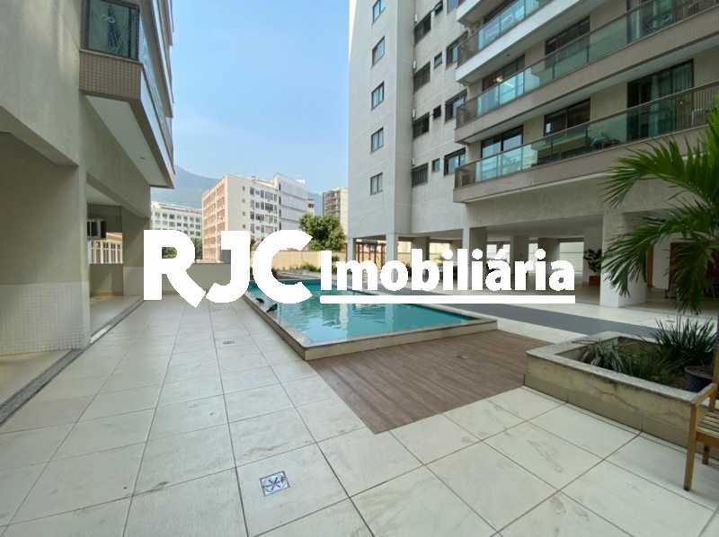 25. - Apartamento à venda Rua Barão de Mesquita,Tijuca, Rio de Janeiro - R$ 990.000 - MBAP33714 - 26