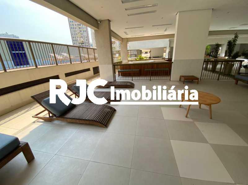 26. - Apartamento à venda Rua Barão de Mesquita,Tijuca, Rio de Janeiro - R$ 990.000 - MBAP33714 - 27