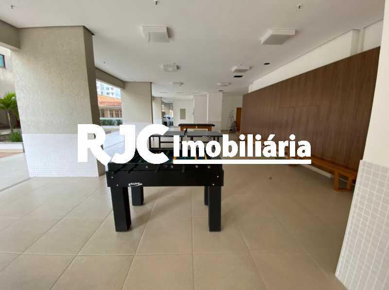 27. - Apartamento à venda Rua Barão de Mesquita,Tijuca, Rio de Janeiro - R$ 990.000 - MBAP33714 - 28