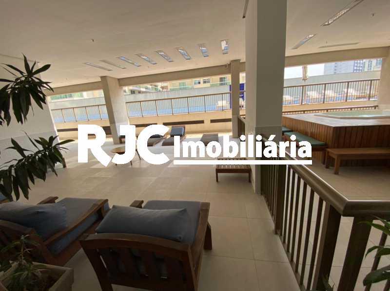 28. - Apartamento à venda Rua Barão de Mesquita,Tijuca, Rio de Janeiro - R$ 990.000 - MBAP33714 - 29