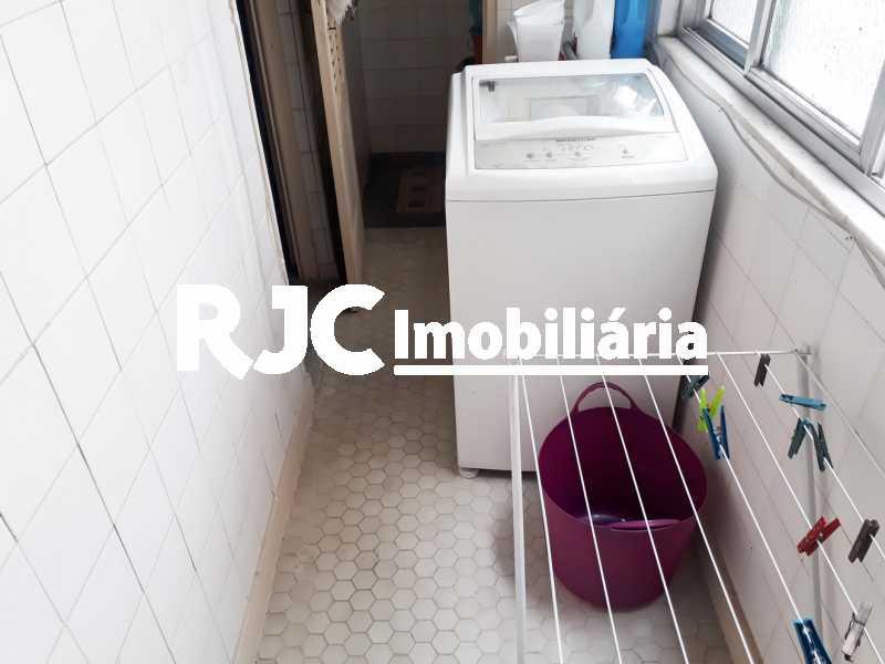 11 - Apartamento à venda Rua Santo Amaro,Glória, Rio de Janeiro - R$ 620.000 - MBAP25834 - 12