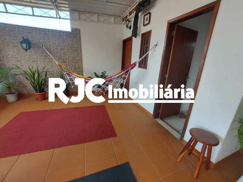 1 - Casa de Vila à venda Rua José Bonifácio,Méier, Rio de Janeiro - R$ 498.000 - MBCV40073 - 1