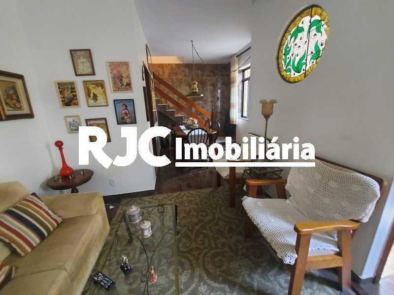 5 - Casa de Vila à venda Rua José Bonifácio,Méier, Rio de Janeiro - R$ 498.000 - MBCV40073 - 6