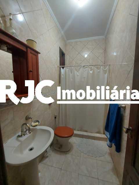 9 - Casa de Vila à venda Rua José Bonifácio,Méier, Rio de Janeiro - R$ 498.000 - MBCV40073 - 10