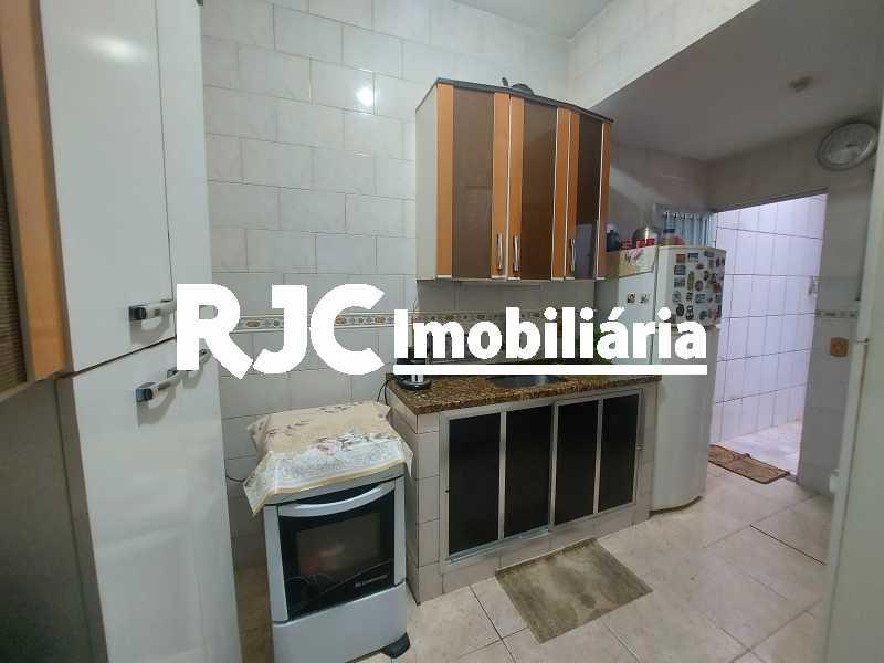 10 - Casa de Vila à venda Rua José Bonifácio,Méier, Rio de Janeiro - R$ 498.000 - MBCV40073 - 11