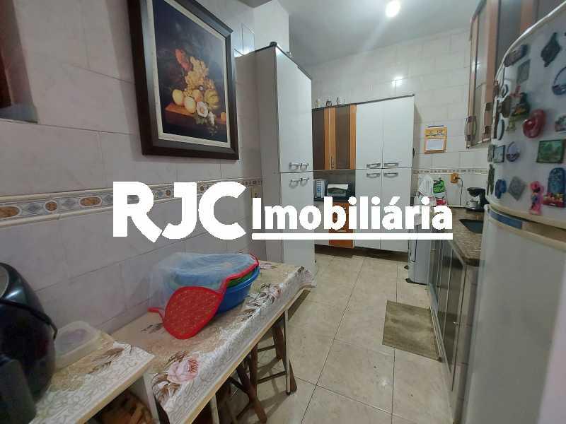 11 - Casa de Vila à venda Rua José Bonifácio,Méier, Rio de Janeiro - R$ 498.000 - MBCV40073 - 12