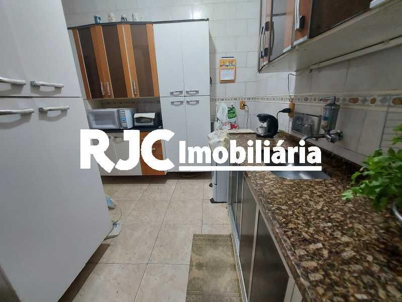 12 - Casa de Vila à venda Rua José Bonifácio,Méier, Rio de Janeiro - R$ 498.000 - MBCV40073 - 13