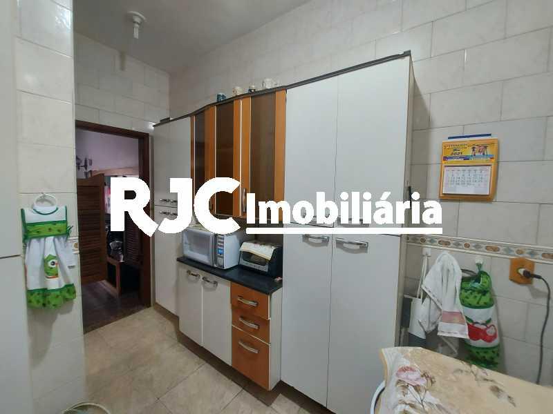 13 - Casa de Vila à venda Rua José Bonifácio,Méier, Rio de Janeiro - R$ 498.000 - MBCV40073 - 14