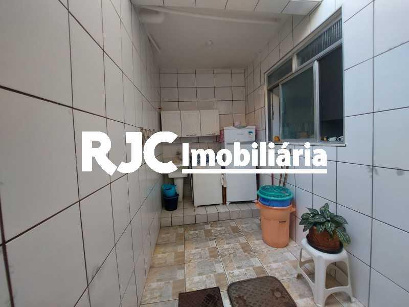 014 - Casa de Vila à venda Rua José Bonifácio,Méier, Rio de Janeiro - R$ 498.000 - MBCV40073 - 15
