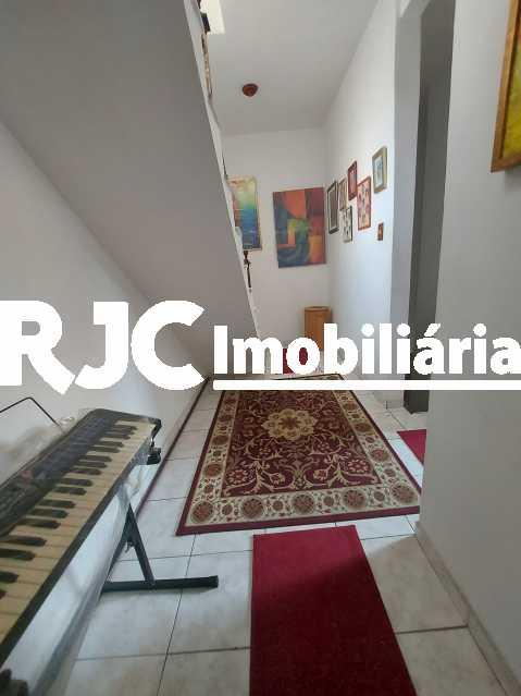 19 - Casa de Vila à venda Rua José Bonifácio,Méier, Rio de Janeiro - R$ 498.000 - MBCV40073 - 21