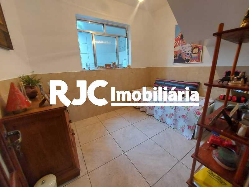 21 - Casa de Vila à venda Rua José Bonifácio,Méier, Rio de Janeiro - R$ 498.000 - MBCV40073 - 23