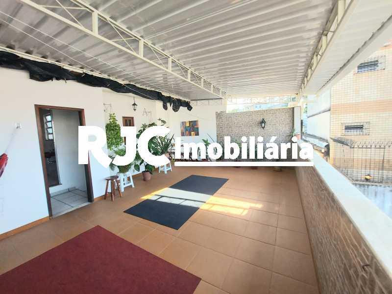 25 - Casa de Vila à venda Rua José Bonifácio,Méier, Rio de Janeiro - R$ 498.000 - MBCV40073 - 27