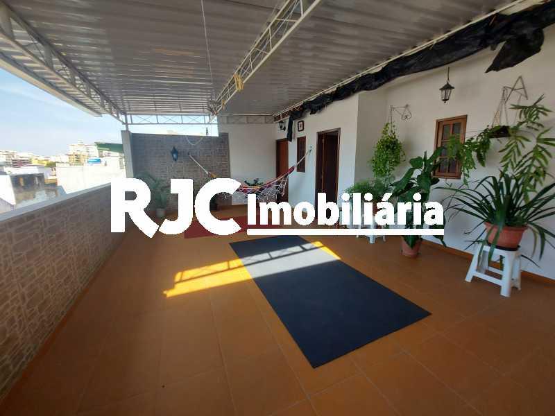 26 - Casa de Vila à venda Rua José Bonifácio,Méier, Rio de Janeiro - R$ 498.000 - MBCV40073 - 28