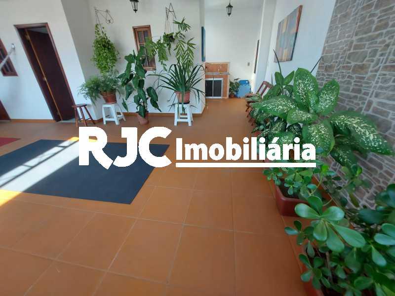 27 - Casa de Vila à venda Rua José Bonifácio,Méier, Rio de Janeiro - R$ 498.000 - MBCV40073 - 29