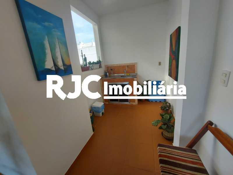 28 - Casa de Vila à venda Rua José Bonifácio,Méier, Rio de Janeiro - R$ 498.000 - MBCV40073 - 30
